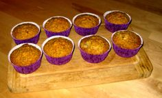 Vanilla and Beans: Carrot Cupcakes | Karotten-Cupcakes