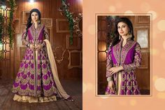 Indian Designs - Achkan Style Fuchsia Color with Lace Work Incredible Unstitched Salwar Kameez-82262, $55.00 (https://www.indiandesigns.com/achkan-style-fuchsia-color-with-lace-work-incredible-unstitched-salwar-kameez-82262/)