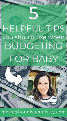 We weren't make a lot before my son came along, but it was definitely a shock to switch to living on a budget with a baby. The cost of diapers dictated whether we could grab a quick Starbucks that month, and the impact of a dairy-free diet flipped my budget meal plans upside down. So I want to help you! Here are 5 tips to budgeting with a baby, starting from when you're planning to have a baby until that babe is a toddler and your maternity leave is over! How to budget with a baby
