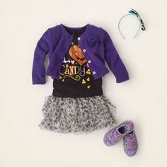 baby girl - outfits - candy cat | Children's Clothing | Kids Clothes | The Children's Place