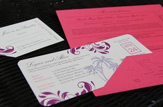 Boarding Pass Invitation for Destination Wedding Boarding Pass Invitation, Destination Wedding, Wedding Day, Beach Themes, Special Events, Stationary, Marriage, Invitations, Weddings
