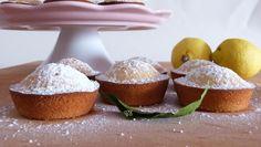 tortine al limone e yogurt -senza glutine- <3