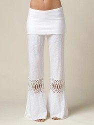 Malibu Pant by prAna, they look so comfy, pretty and flowy. Perfect for summer.