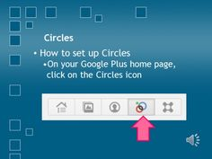 Start from your Google Plus home page Click on the Circles icon #hangoutsonair