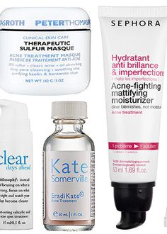 Blast away those blemishes with these tried and trusted acne treatments for EVERY type of breakout! #acnetreatment #skincare