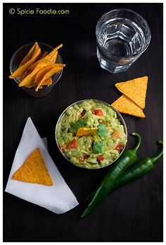 Traditional #Mexican #Guacamole #recipe