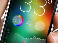 Beautiful Weather App!!!