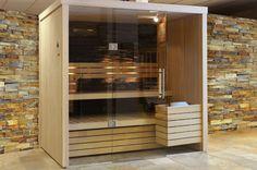 Finse sauna op maat laten maken? | Jan van Sundert Wildwood Park, Interior And Exterior, Divider, Showroom, Sauna Ideas, Saunas, Zoom, Bergen, Furniture