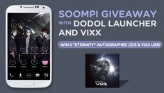 Just downloaded VIXX's theme,it's just wonderful!! Just feel like I want to hold my phone forever and ever <3 Hope i can be the lucky winner for the giveaway #VIXX #soompi #giveaway