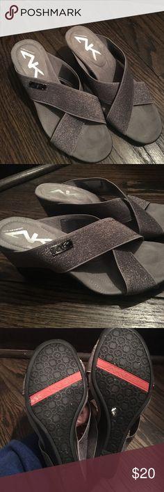 Anne Klein Sport Sandle Great condition! Only worn a few times Anne Klein Shoes Sandals