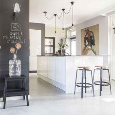 DE KEUKEN #scandinavionhome #scandi #scandinaviandesign #interiordesign #interiors #interieur #interieurdesign #interieurstyling