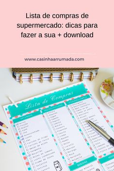 School, Housekeeping Schedule, Kitchen Drawers, Grocery Lists, Cotton Swab, Shopping Tips, Organizers, Organize, Meal