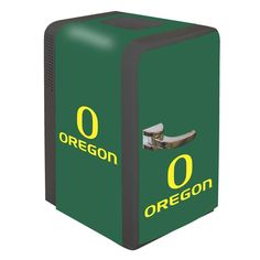 Oregon Ducks Portable Party Hot/Cold Fridge