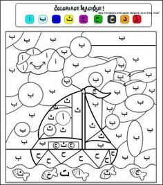 Apprendre l'alphabet arabe en s'amusant Arabic Alphabet Letters, Arabic Alphabet For Kids, Learn Arabic Online, Ramadan Activities, Islam For Kids, Arabic Lessons, Alphabet Coloring, Alphabet Worksheets, Arabic Language