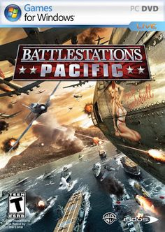 Download Battlestations Pacific Full Version Pc Game With Direct and Google Drive Links ' Fast and Free