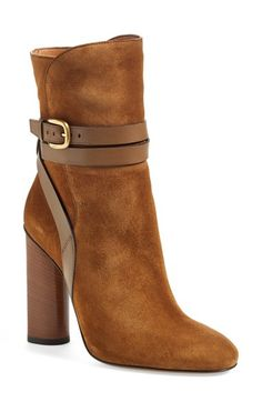 Gucci 'Abigail' Suede Boot (Women) available at #Nordstrom