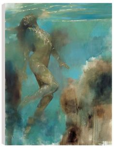 Breaking Through (Figurative) by Bill Bate, Chelmer Fine Art Galleries Buying and Selling Art Around The World, Exhibitions, CONTEMPORARY, DOGS, FIGURATIVE, FLORAL, HUMOUR, LANDSCAPE, MOTORSPORT, ORIGINALS, WILDLIFE