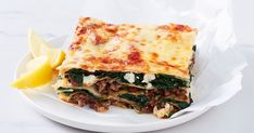 Lasagne meets gozleme in this dinnertime mash-up, which will be loved by young and old.