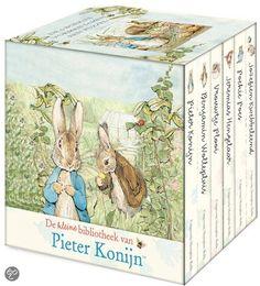 de kleine bibliotheek van pieter konijn - Google zoeken