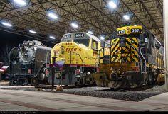 RailPictures.Net Photo: 5371 Denver & Rio Grande Western Railroad EMD SD40T-2 at Ogden, Utah by Parker Wilson