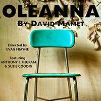 Director Evan Frayne draws David Mamet's Oleanna close into Havana Theatre's Intimate Space, Vancouver | #Vancouverscape #HavanaVancouver #theater #reviews #Vancouver #EvanFrayne #Oleanna