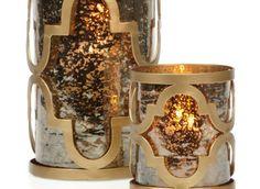 Meridian Hurricane | Candleholders | Accessories | Decor | Z Gallerie