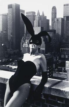 Helmut Newton, Elsa Peretti, New York, 1975