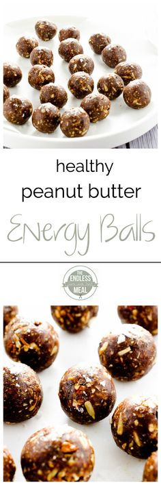 Healthy Peanut Butte