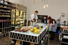 Best New Food Shops: Quality Chop House Food Shop & Butcher | Londonist | http://londonist.com/2014/01/best-new-food-shops-quality-chop-house-food-shop-butcher.php