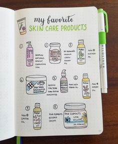 Build a Healthy Skin Care Routine with These Super Easy Tips.- Build a Healthy Skin Care Routine with These Super Easy Tips + My Eczema Story Skin care routine Self Care Bullet Journal, Bullet Journal Aesthetic, Bullet Journal Ideas Pages, Bullet Journal Student, Diy Skin Care, Skin Care Tips, Skin Tips, Ponds Skin Care, Beauty Routine Weekly