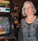 Even with the flashing lights and ringing bells of a jackpot, Jane H. didn't immediately know the big to do was for her. The Desert Hot Springs resident thought it was her friend who won. Jane walked away from Fantasy Springs Resort Casino with $13,614.30 in her pocket. She was gambling with free-play cash on the Superball Keno game when she won.