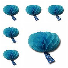 lot de 6 carillon artisanat en papier alvéolé pour decoration chambre jardin et party (bleu) SUNBEAUTY http://www.amazon.fr/dp/B01BXWCWW2/ref=cm_sw_r_pi_dp_fhRYwb0YHEJHW