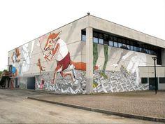 street art by Blu. 000
