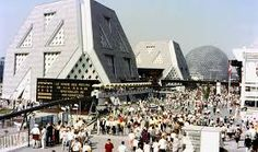 expo 67: with a season pass, I was probably somewhere in that crowd