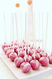 bruids cake pops
