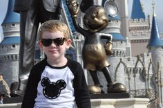 Mickey Mouse shirt...love this for our Disney cruise