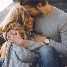 Swoon over the adorable moments captured in these 30 super cute couples pics and take some inspiration for you and your loved one's future photo sessions! Romantic Photos, Romantic Things, Relationships Love, Relationship Goals, Snuggling Couple, Future Photos, Lose 5 Pounds, Imagenes De Amor, Boyfriends