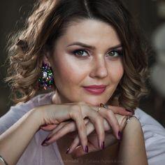 PRODUCTS :: JEWELRY :: WOMEN :: Earrings :: Earrings «Primavera. Blossom »