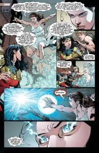 As the god of war, Diana goes up against Eirene, the god of peace. Turn To Stone, Comic News, Comic Reviews, Top Destinations, God Of War, Dc Comics, Movie Tv, Comic Books, Wonder Woman