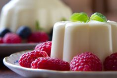 Panna Cotta light - Ideal Receitas
