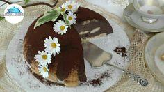 15 dakikada Şahane Görsel-Nefis Lezzet -Çikolatalı KÜMBET  PASTA-Hafif Yaz pastasi▪Masmavi3mutfakta - YouTube