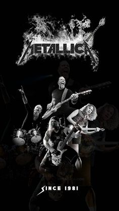 For everything Metallica check out Iomoio Metallica Band, Black Album Metallica, Metallica Quotes, Metallica Tattoo, Metallica Wallpapers, Band Wallpapers, Heavy Metal Music, Heavy Metal Bands, Pop Rock