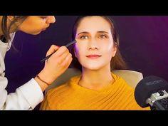ASMR makeup tutorial with the full senzorial experience Asmr, Relax, Makeup, Youtube, Etsy, Maquillaje, Autonomous Sensory Meridian Response, Maquiagem, Face Makeup