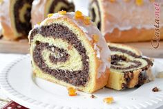 Polish Desserts, Polish Recipes, Sweet Recipes, Cake Recipes, Food Cakes, French Toast, Cheesecake, Food And Drink, Chocolate
