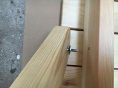 BATIKO ist die Gartentisch-Gartenbank-Kombination aus Naturholz geölt - Gartenmöbel mit Pfiff Folding Picnic Table Bench, Diy Picnic Table, Picnic Table Plans, Wooden Bench Plans, Woodworking Projects Diy, Projects To Try, Cabinet, House, Furniture