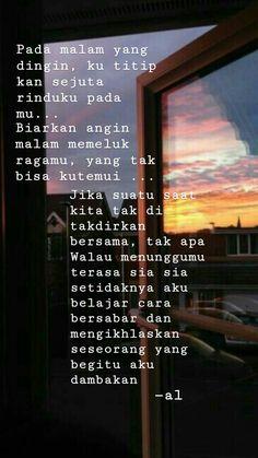 Quotes Indonesia Friendzone 69 New Ideas Quotes Rindu, Lost Quotes, Tumblr Quotes, People Quotes, Poetry Quotes, Funny Quotes, Cinta Quotes, Quotes Galau, Quotes Indonesia