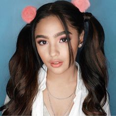 Filipina Actress, Filipina Beauty, Espanto, Shot Hair Styles, Pretty And Cute, Asian Beauty, Actresses, Celebrities, Photography
