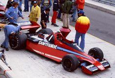 Team Brabham running an Alfa Romeo
