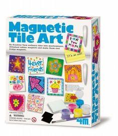 4M Magnetic Tile Art [UK & IRELAND]