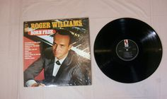 ROGER WILLIAMS  Born Free  Music Record lp Album by pigandall